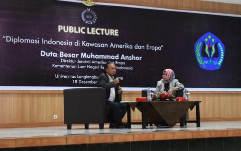 Indonesia Dituntut Kreatif dalam Diplomasi Ekonomi