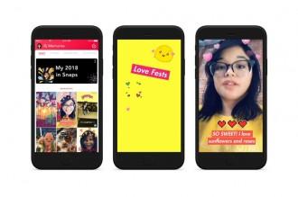 Snapchat Gulirkan Year End Story