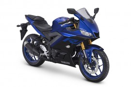 Yamaha Sematkan ABS di Kaki-Kaki R25
