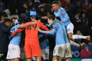 Menang Adu Penalti, City ke Semifinal Piala Liga