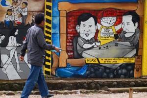 Narasi 'Indonesia Punah' seperti Peluru Kosong