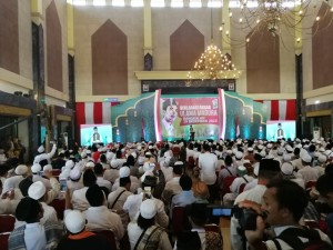 Madura Clerics Support Jokowi-Ma'ruf Pair