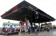 SPBU di Makassar Terbakar