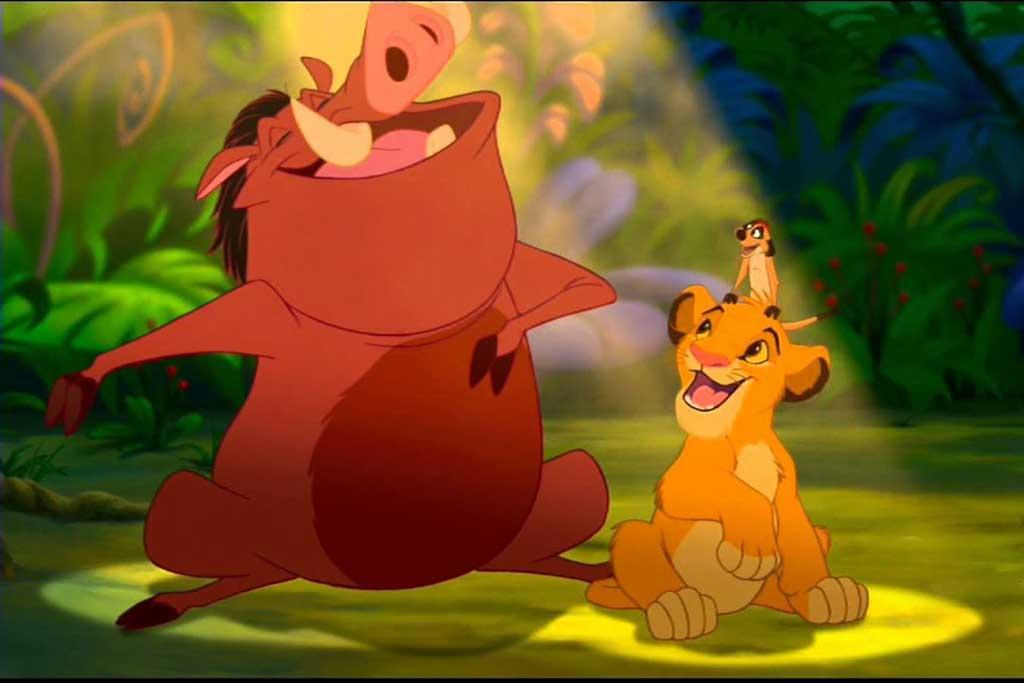 The Lion King (Foto: YouTube DIsney)