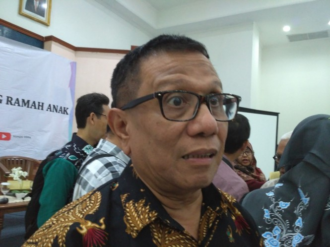 Anggota Dewan Pers Hendry Ch Bangun - Medcom.id/Nur Azizah.