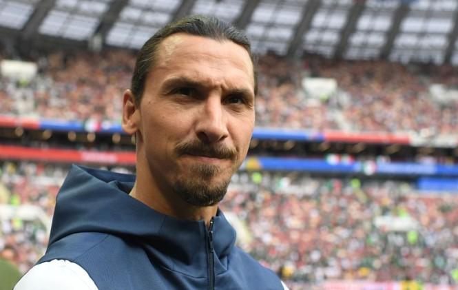 Zlatan Ibrahimovic (Foto: AFP/Francisco Leong)