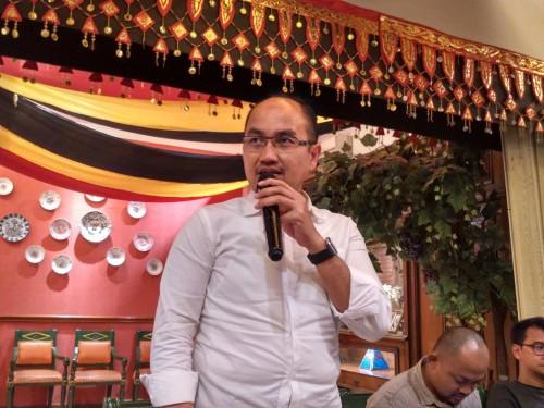 Calon Wakil Gubernur DKI Jakarta Agung Yulianto - Medcom.id/Nur