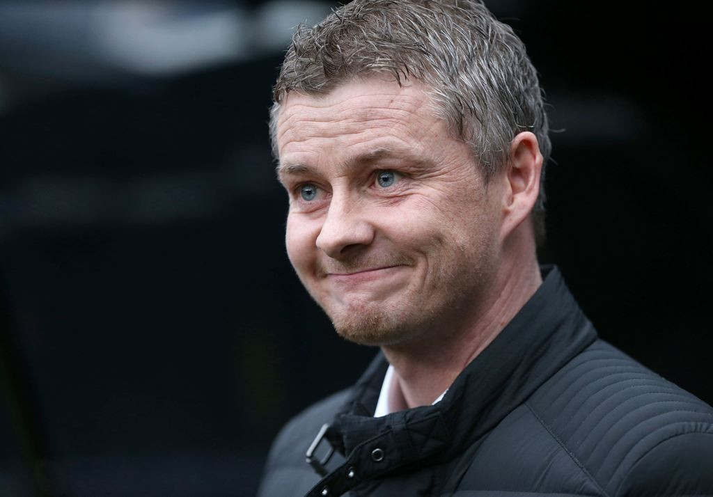 Pelatih sementara Manchester United, Ole Gunnar Solskjaer (AFP/Ian Macnicol)