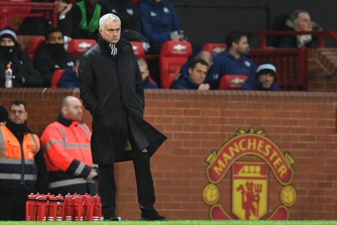 Jose Mourinho. (Foto: AFP/Paul Ellis)