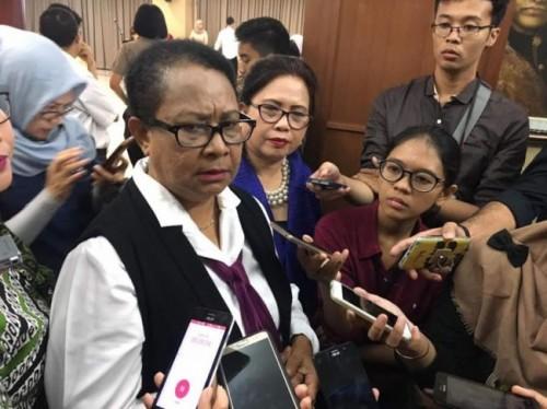 Menteri Pemberdayaan Perempuan dan Perlindungan Anak (PPPA)