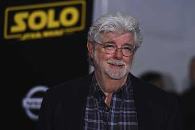 George Lucas (Foto: Jordan Strauss/Invasion)