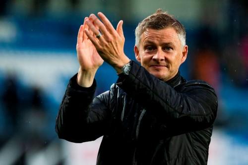 Ole Gunnar Solksjaer ketika melatih Molde FK. (Foto: Svein Ove