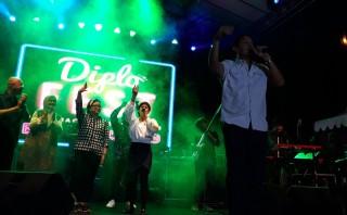Joget Riuh Bareng Menlu RI di DiploFest 2018