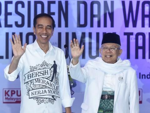 LSI: Reuni 212 Tak Usik Elektabilitas Jokowi-Ma'ruf