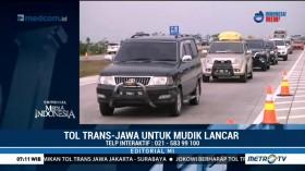 Tol Trans-Jawa untuk Mudik Lancar