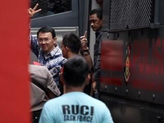Ditjen PAS: Remisi Ahok Tunggu SK Menkumham