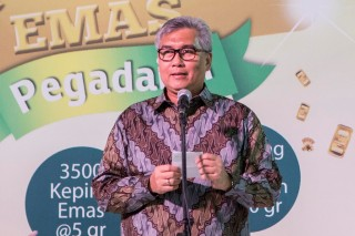 OJK Ungkap Solusi Saling Untung Kasus Jiwasraya