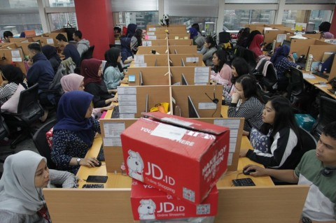 Harbolnas 2018 Bukukan Transaksi Rp6,8 Triliun