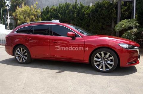 New Mazda 6 Estate Hidupkan Kembali Asa Station Wagon di Indonesia
