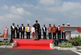 Trans-Java Toll Road Will Boost Investments in Java: Jokowi