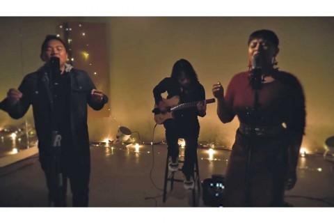 Tiga Musisi Lintas Agama Berkolaborasi RIlis Lagu Natal