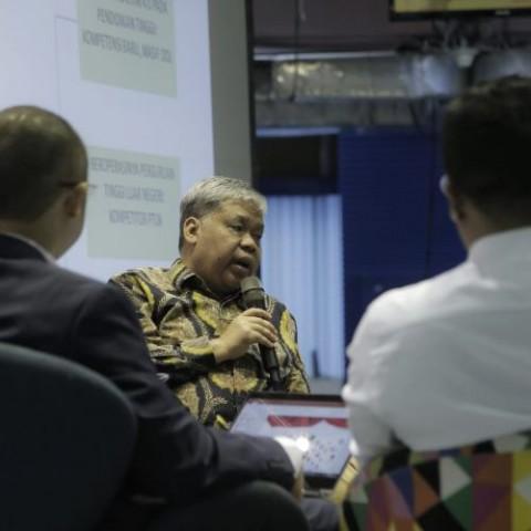 Ketertarikan Masyarakat Memilih Politeknik Masih Rendah