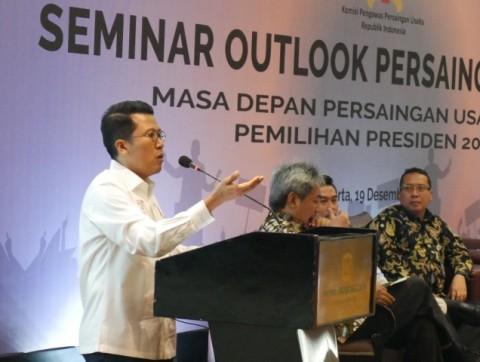 Jokowi Disebut Berkomitmen Jaga Persaingan Usaha