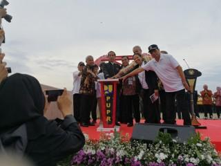 Jokowi: Trans-Jawa Sejarah Baru Transportasi