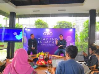 Genap Setahun, OVO Masuk 303 Kota di Indonesia