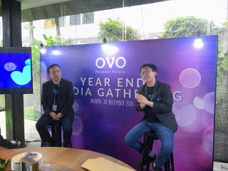 OVO Bakal Bukan Layanan Finansial