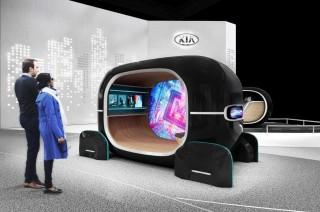 Teknologi Kabin Mobil Masa Depan ala Kia Bakal Nongol di CES 2019