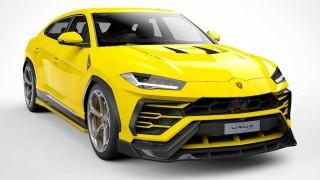 Gaya Agresif Vorsteiner untuk Lamborghini Urus