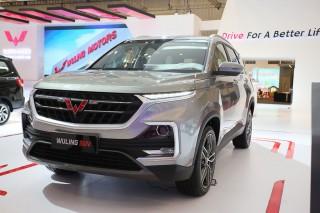 Wuling Motors Siap Luncurkan SUV Almaz 2019