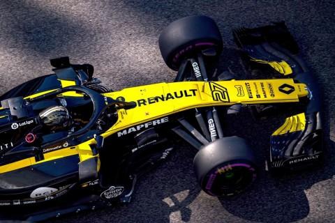 Februari, Renault Luncurkan Mobil untuk F1 2019