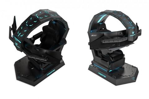 Kursi Tahta Gamer Acer Predator Thronos  Dijual, Harga Fantastis