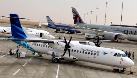Garuda Indonesia Jajaki Kerja Sama dengan AirAsia