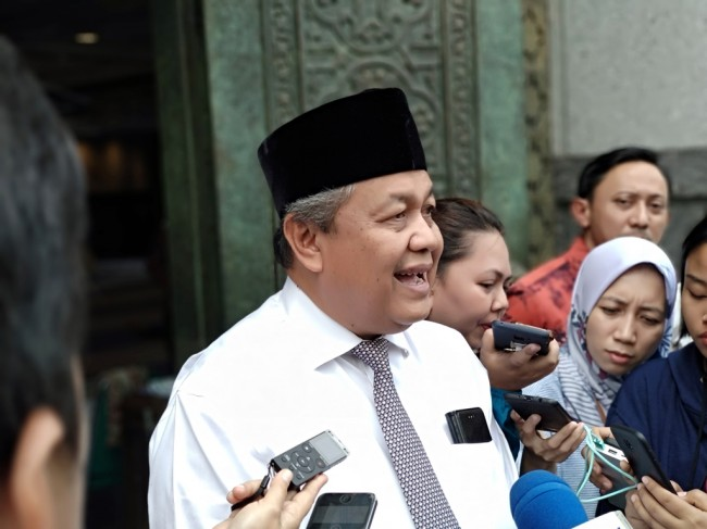 Bank Indonesia Governor Perry Warjiyo (Photo:Medcom.id/Husen Miftahudin)
