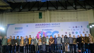 360 Peraih Beasiswa OSC <i>Medcom.id</i> 2018 Telah Terpilih