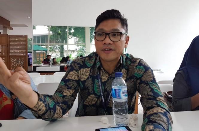 Direktur Kerja Sama Afrika Kementerian Luar Negeri Daniel Tumpal Simanjuntak. (Foto: Marcheilla Ariesta/Medcom.id).