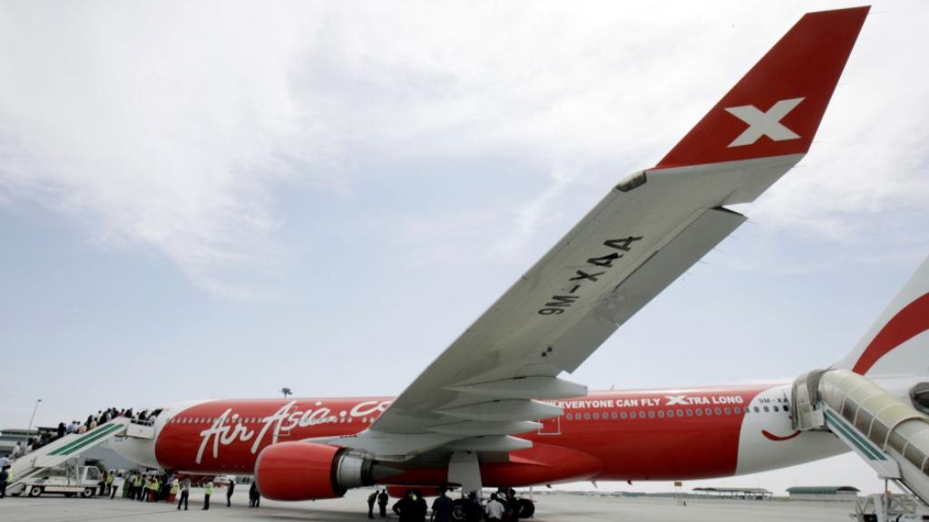 Ilustrasi AirAsia. (FOTO: dok AirAsia)