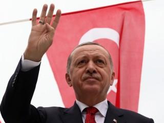 Erdogan Janji Bersihkan Suriah dari Kelompok Kurdi