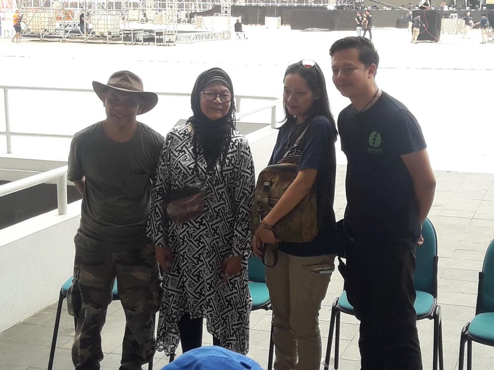 Jumpa pers jelang konser Slank (Foto: Medcom/Elang)
