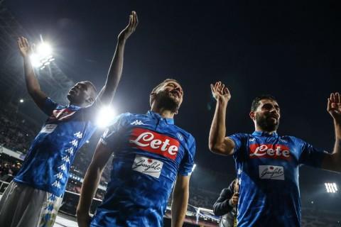 Napoli Susah Payah Taklukkan SPAL