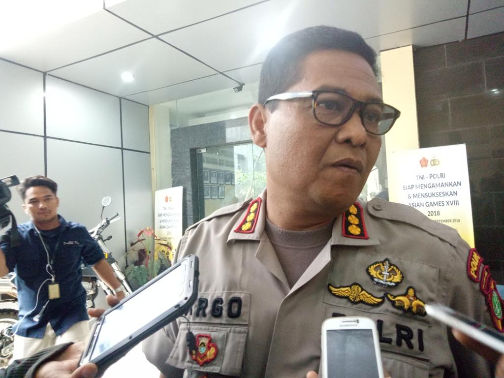 Kabid Humas Polda Metro Jaya Kombes Argo Yuwono. Foto: Medcom.id/Siti Yona.