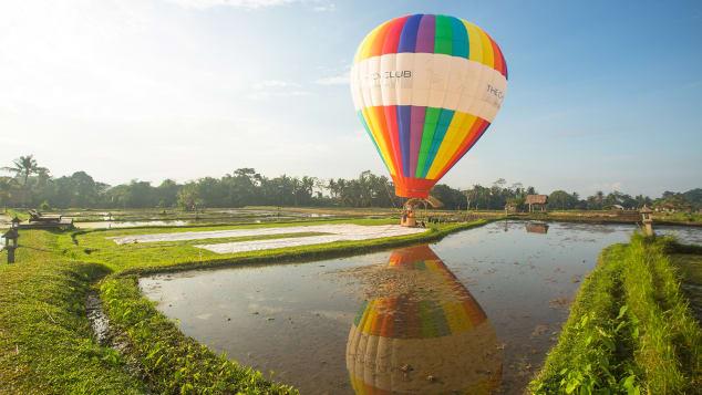Fasilitas yang didapat di The Chedi Club Tanah Gajah Ubud, Bali (Foto: CNN)