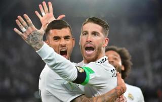 Cukur Al Ain, Madrid Raih Gelar Piala Dunia Antarklub 2018