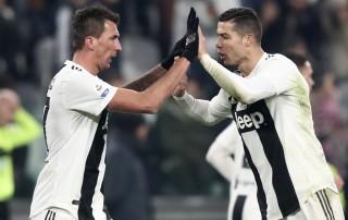Gol Mandzukic Bawa Juventus Atasi Roma