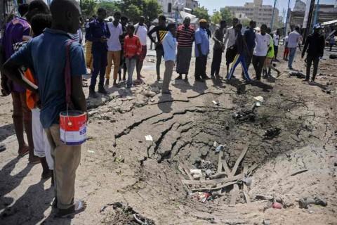Bom Meledak di Dekat Istana Presiden Somalia, 7 Tewas