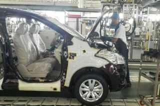 Otomotif jadi Salah Satu Fokus Kemenperin di 2019