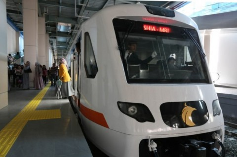 KA Bandara Tersedia dari Stasiun Bukit Duri